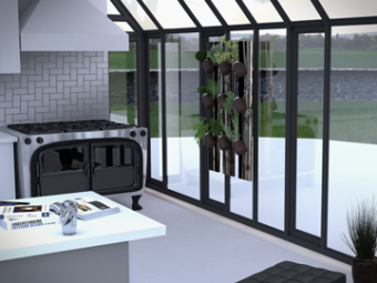 Architectural Rendering – Kitchen